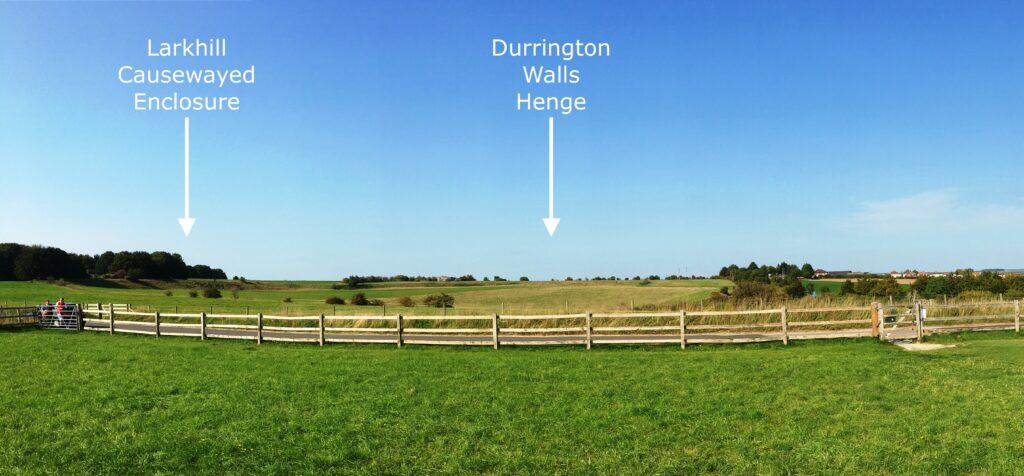 Larkhill Causewayed Enclosure and Durrington Walls Henge