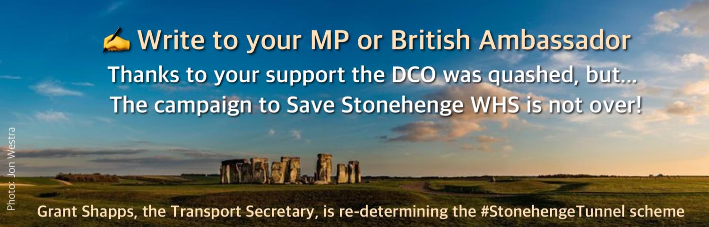 Save Stonehenge World Heritage Site